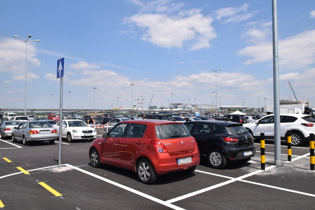 Hungary Airport Car Parking