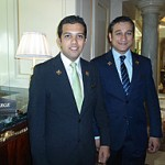Concierge Team Members at Four Seasons Hotel Cairo at The First Residence Join Prestigious Clefs d'Or Fraternity