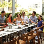 "Edge, Steak and Bar Celebrates ""Eat Outside Day"" with Family BBQ on August 31 at Four Seasons Hotel Miami"