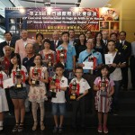 Group Photo of Guests and Winners of Photo and Drawing Competition
