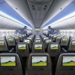 Ethiopian Airlines B787 Dream Interior