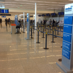 Aerolíneas Argentinas unveiled new customer service positions at it's Ezeiza International Terminal