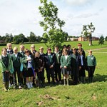 Dogmersfield Primary School Supports Four Seasons Hotel Hampshire in Pledge to Plant 10 Million Trees
