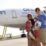 See the ORBIS flying eye hospital hosted by ADAC in Abu Dhabi