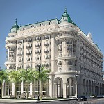 Four Seasons Hotel Baku, Azerbaijan (rendering)
