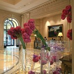 Four Seasons Hotel George V Paris Voted Best Business Hotel in Western Europe by Readers of Business Traveller