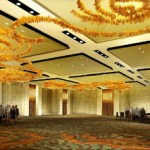 Hilton Hawaiian Village Waikiki Beach Resort has completed a $7.6 million makeover of its 27,054 square-foot Coral Ballroom, located in the resort's Mid-Pacific Conference Center. Credit: Hilton Hotels & Resorts.