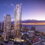 Hilton Surfers Paradise's first birthday celebration has coincided with a major award win for the $700 million property located on Queensland's Gold Coast. Credit: Hilton Hotels & Resorts.