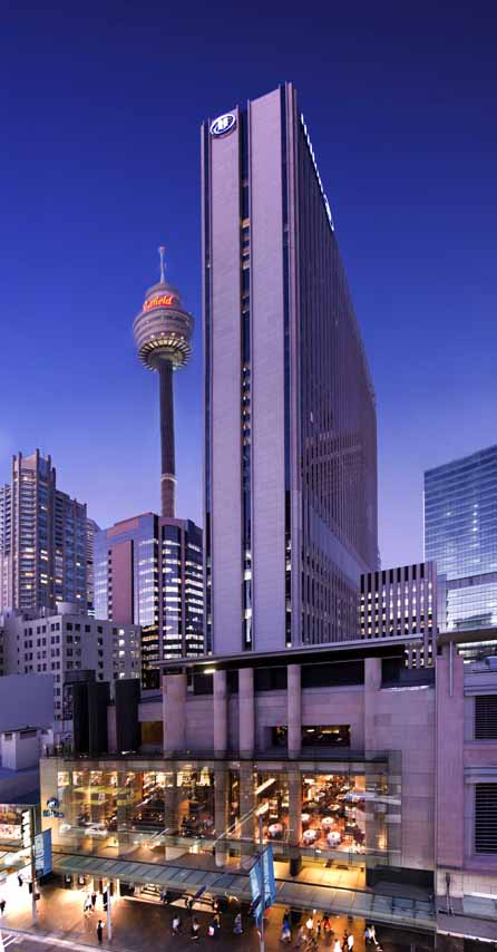 Hilton Sydney Awarded Four Awards At The