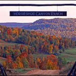 Horseshoe Canyon Ranch in the fall