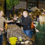 Join Woodland Park Zoo for the second annual Brew at the Zoo beer-tasting event on Thursday, October 4. Photo Credit: Ryan Hawk/Woodland Park Zoo