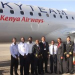 Kenya Airways receives second fully owned Embraer