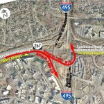 New Ramp from Dulles Airport Access Highway to I-495 Opens September 8