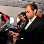 Norwegian wins international award for best in-flight WiFi