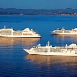 Silversea Ships in Corfu