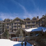 Ski in, ski out at Four Seasons Resort Jackson Hole
