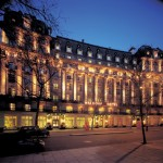 """On 28 October 2012, The Waldorf Hilton, London is offering guests the chance make the most of the UK's only 25 hour day, on the last day of British Summer Time, with a """"Lazy Sunday"""" package. Credit: Hilton Hotels & Resorts"""