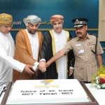 With an Inaugural Ceremony Oman Air Commemorates Tehran Launch