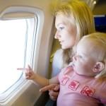Веб-регистрация на рейс доступна пассажирам с детьми до 2-х лет