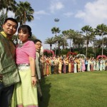 160 Chinese Couples to Tie the Knot in Cha-am, Thai Style