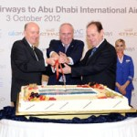 ADAC welcomes the inaugural flight of RAK Airways