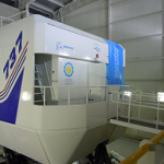 Aerolíneas Argentinas launched a new flight simulator for the training of its pilots