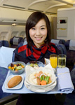 Dragonair launches a new round of seasonal inflight menus