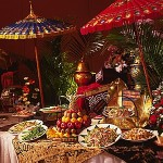 From the Island of the Gods: Enjoy Traditional Balinese Delicacies at San-Qi in Four Seasons Hotel Mumba