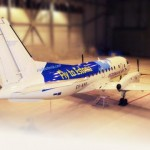 "Estonian Air's aircraft carrying ""Welcome to Estonia"" brand elements attracts neighbours to visit Estonia"