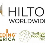 Hilton Worldwide Joins Feeding America and The Global FoodBanking Network to Minimize Food Waste and Alleviate Hunger