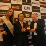 KOREAN AIR RECEIVES WORLD TRAVEL AWARDS 2012 ASIA'S LEADING AIRLINE FIRST CLASS