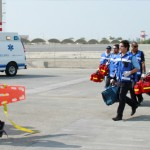 Perfecting Airport Readiness Emergency exercise at Bahrain International Airport in December