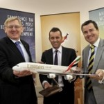 Tourism Australia and Emirates have signed a global marketing agreement