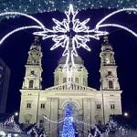 Festive and New Year's Celebrations at Four Seasons Hotel Gresham Palace Budapest