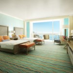 Hilton Curaçao Debuts Brand New Executive Floor Rooms And Lounge