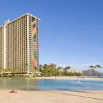 Hilton Hawaiian Village Waikiki Beach Resort is celebrating the holiday season with festive spreads that will bring holiday cheer to three restaurants at the resort, and the popular Waikiki Starlight Luau. Credit: Hilton Hotels & Resorts.