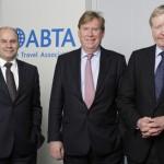 Transport Minister Meets ABTA Board Members in Park Street