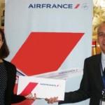 AIR FRANCE CELEBRATES THREE MILLION PASSENGERS ON ITS A380