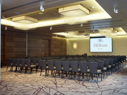 Travel pr news hilton milan amplia la propria offerta for Hotel hilton milano