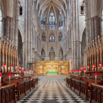 Choir looking East at Westminster Abbey - Copyright: Dean and Chapter of Westminster