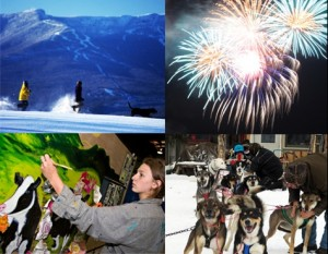 From Firewalking to Dog Sledding, Vermont Does New Year's Eve Differently
