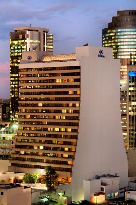 Hilton Brisbane Sponsors Flagship