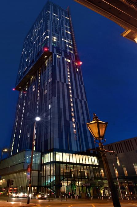 Hilton Manchester Deansgate Reveals The