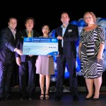 Hilton Pattaya today marked its second birthday anniversary by donating THB 66,930 to Human Help Network Foundation Thailand in support of their efforts in assisting underprivileged children in Thailand. Credit: Hilton Hotels & Resorts.