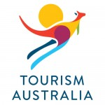 New Tourism Australia logo