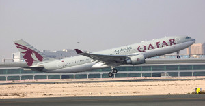 Qatar Airways Airbus A330 To Serve Chengdu