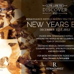 "Renaissance Hotels Kicks Off Global ""Year of Discovery"""