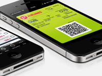 S7 Airlines для iPhone - теперь с Passbook!