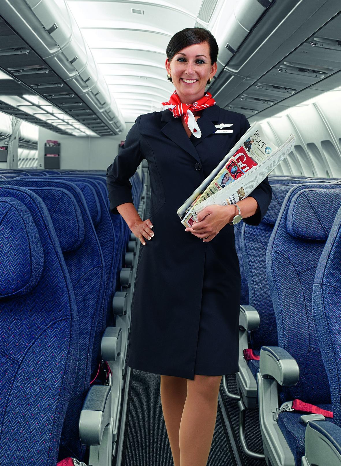 Travel Pr News Sabine Kraft Flight Attendant At
