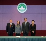 Secretary hosts inaugural ceremony of MGTO Director